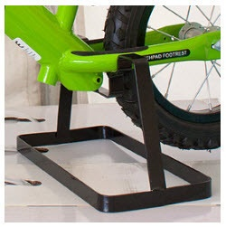 Strider Bike Stand Black Balance Prebike Kid Toddler Free Standing Paddock   eBay