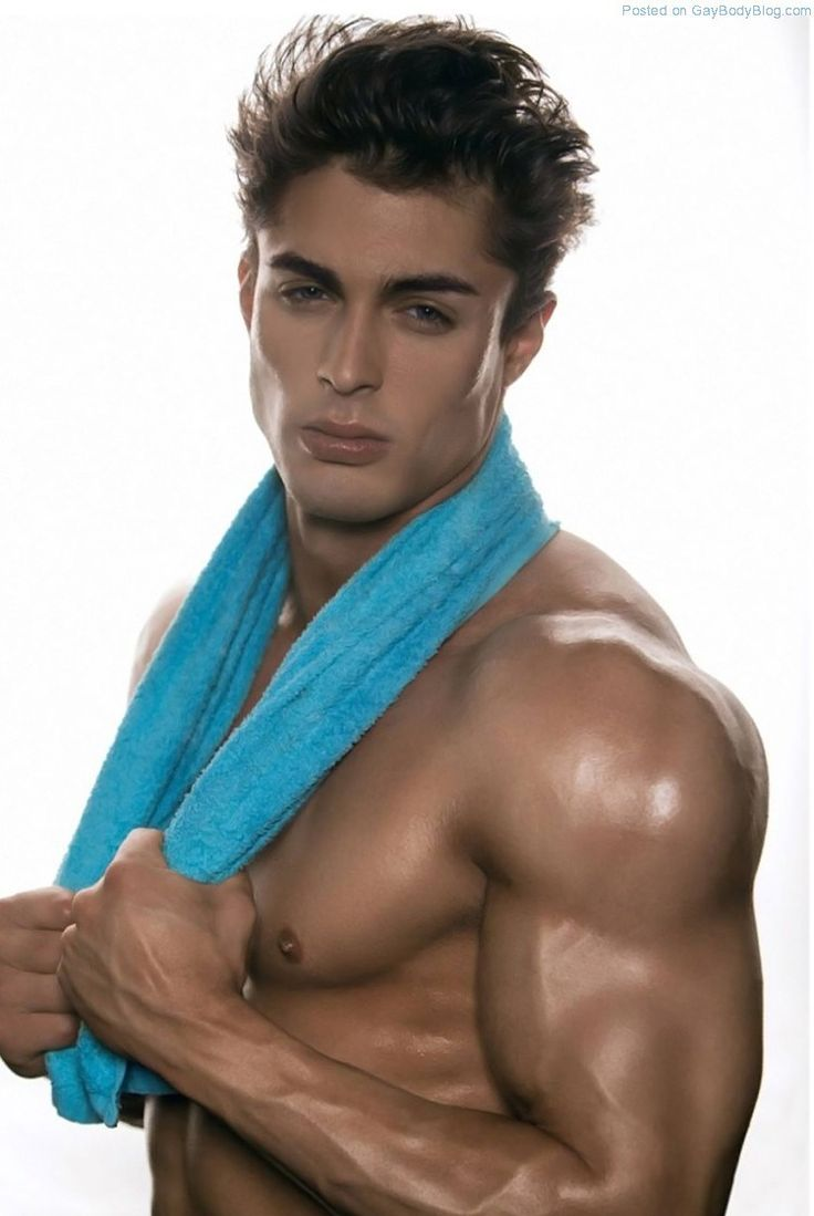 Muscled Jock Model David Lurs Looks Amazing 7