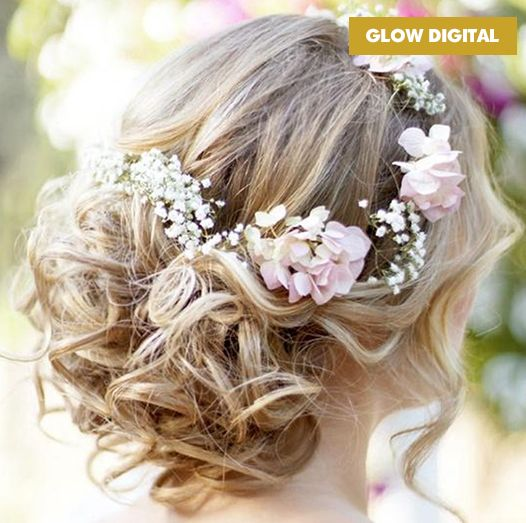 The perfect hairstyle for a special occasion