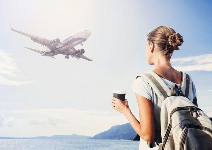 Um site para comprar passagens de avião mais baratas