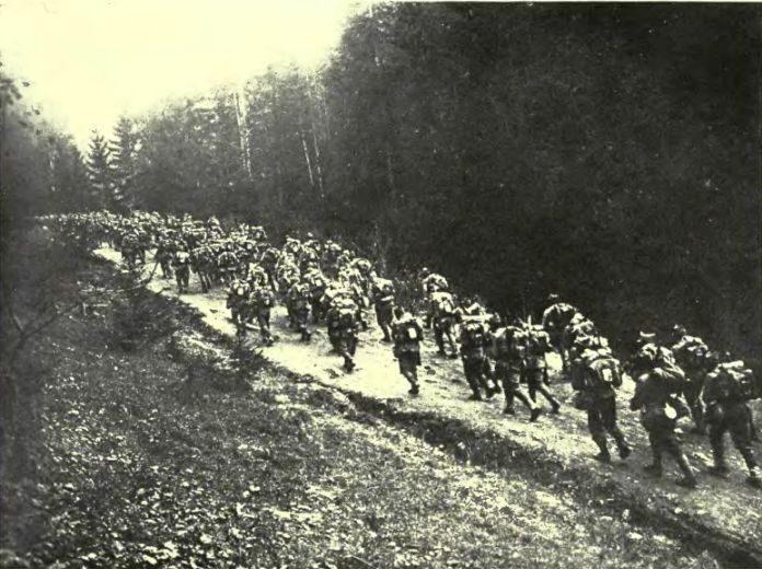 Tropas-rumanas-cárpatos--rumaniassacrific00neguuoft - Romania during World War I - Wikipedia, the free encyclopedia
