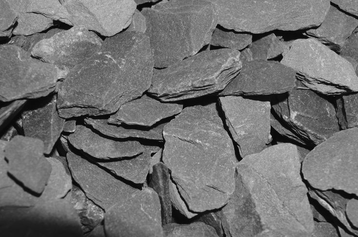 Natural Slate Black And White Nature Snack Recipes