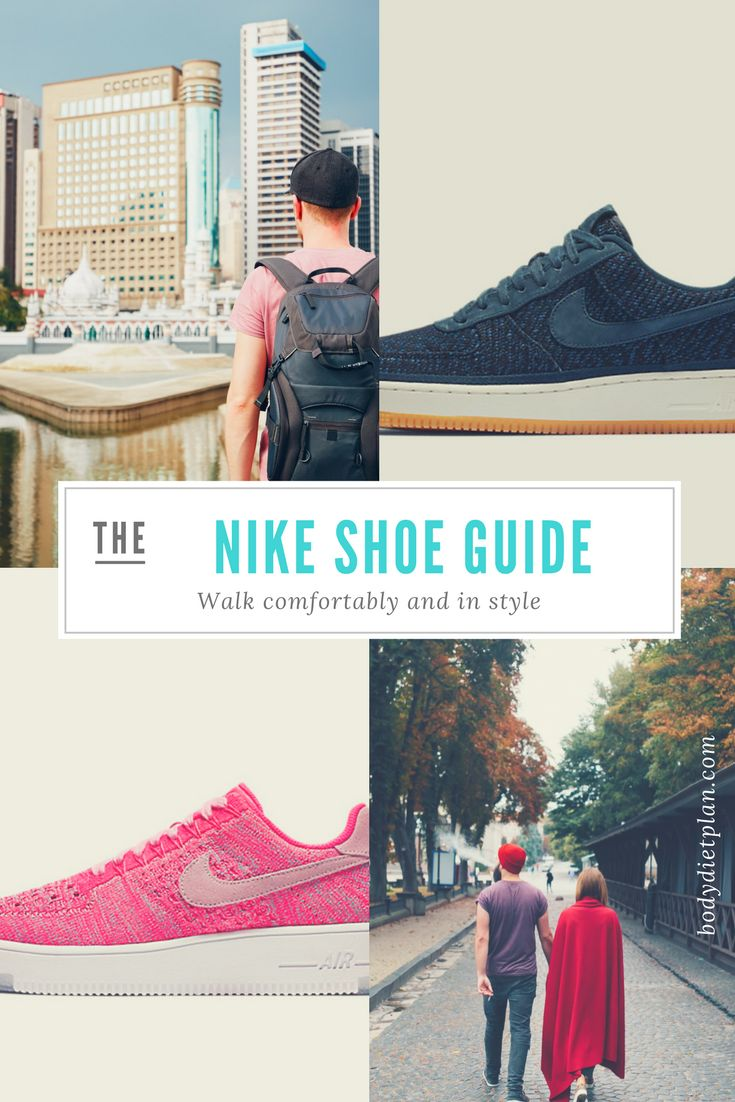 An overview of the best Nike walking shoes for 2017 | Nike is globally known as a sports brand but you'll find that they provide quality, sleekly designed shoes, not only for running but for casual use as well.