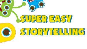 Super Easy Storytelling Creative writing website for kids