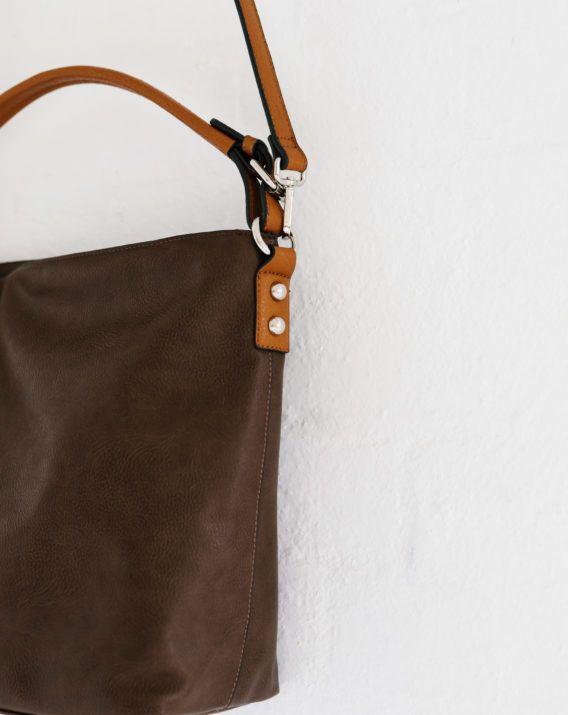 Zara Bag - Brown - Blossom & Glow