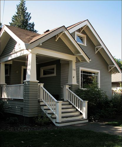 17 best images about front porch ideas on pinterest for Craftsman roofing