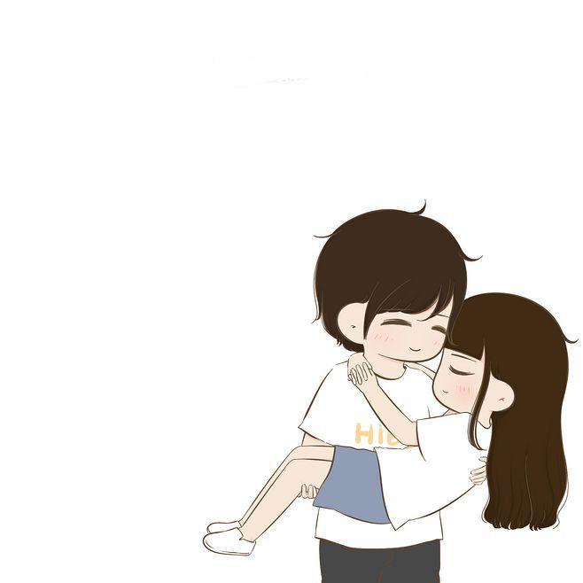 Zaara Shaik  | Cute love cartoons, Cute couple cartoon