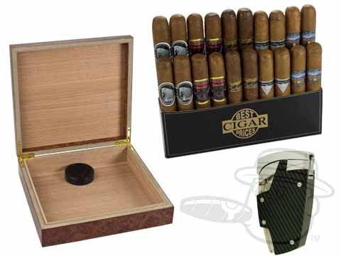 Bargain Burners Sampler 5 x 50—20 Cigars - Best Cigar Prices