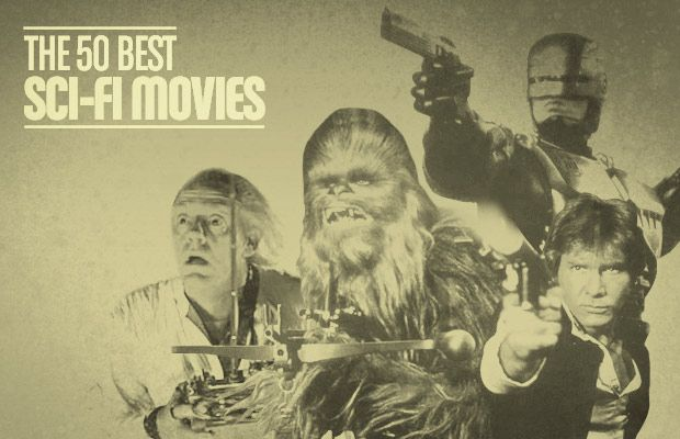 The 50 Best Sci-Fi Movies