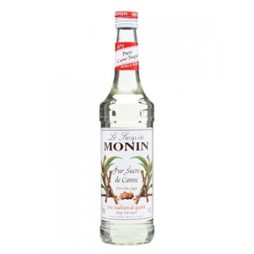 Monin cane sugar syrup 700ml non alcoholic drinks for Mixed drinks with white rum