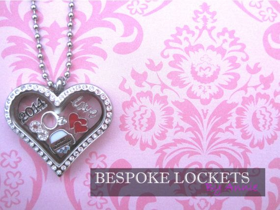 Your Special Day Locket.  A wedding themed story by BespokeLockets, $43.00