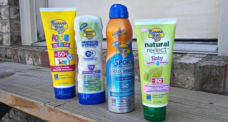 5 Summer Sun Safety Tips BananaBoatBrand Different