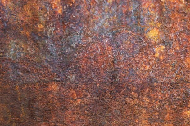 Old Rusty Metal Texture Background Metal Texture Metal Rusty Metal