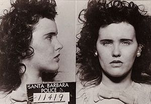 The Black Dahlia was a nickname given to Elizabeth Short (July 29, 1924 – c. January 15, 1947), an American woman who was the victim of a gruesome and much-publicized murder. Short acquired the moniker posthumously by newspapers in the habit of nicknaming crimes they found particularly colorful.