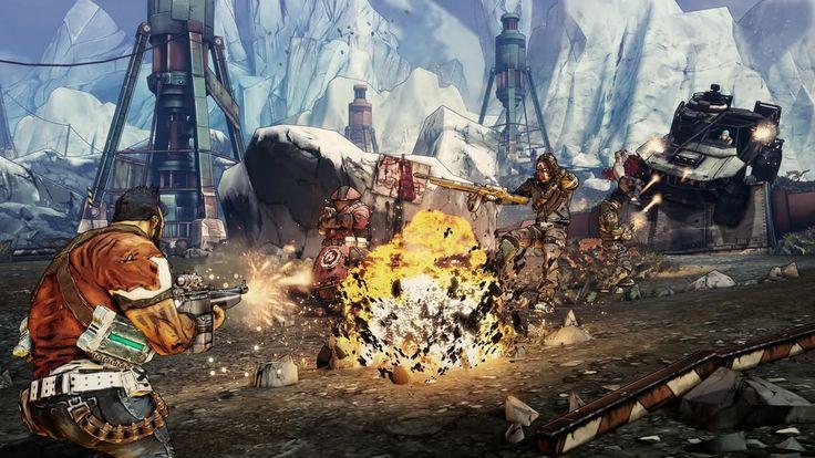 Games Movies Music Anime: Borderlands