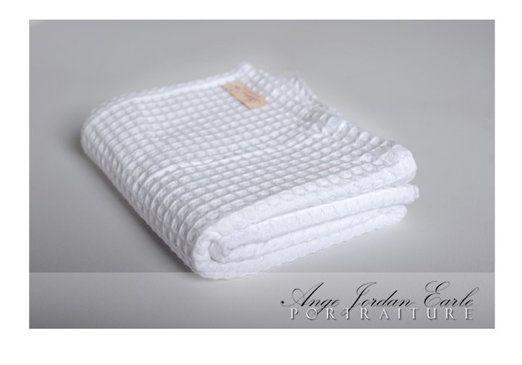 Strawberry Jam - Organic Cotton Cot Blanket