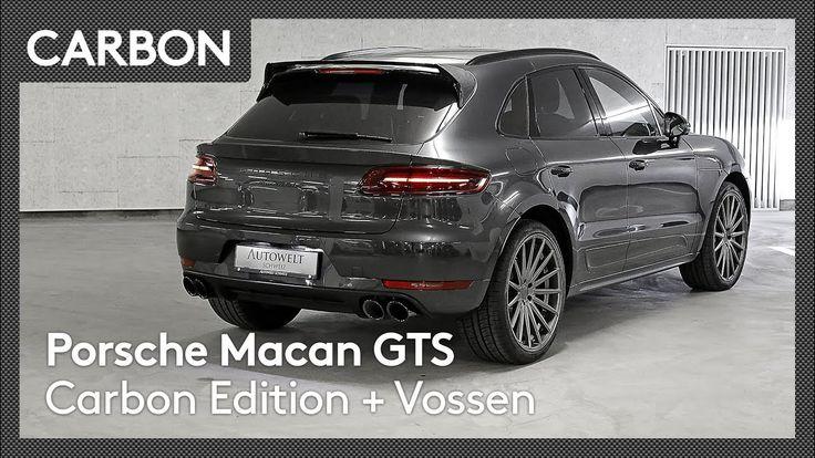 Porsche Macan GTS Carbon Edtion – YouTube