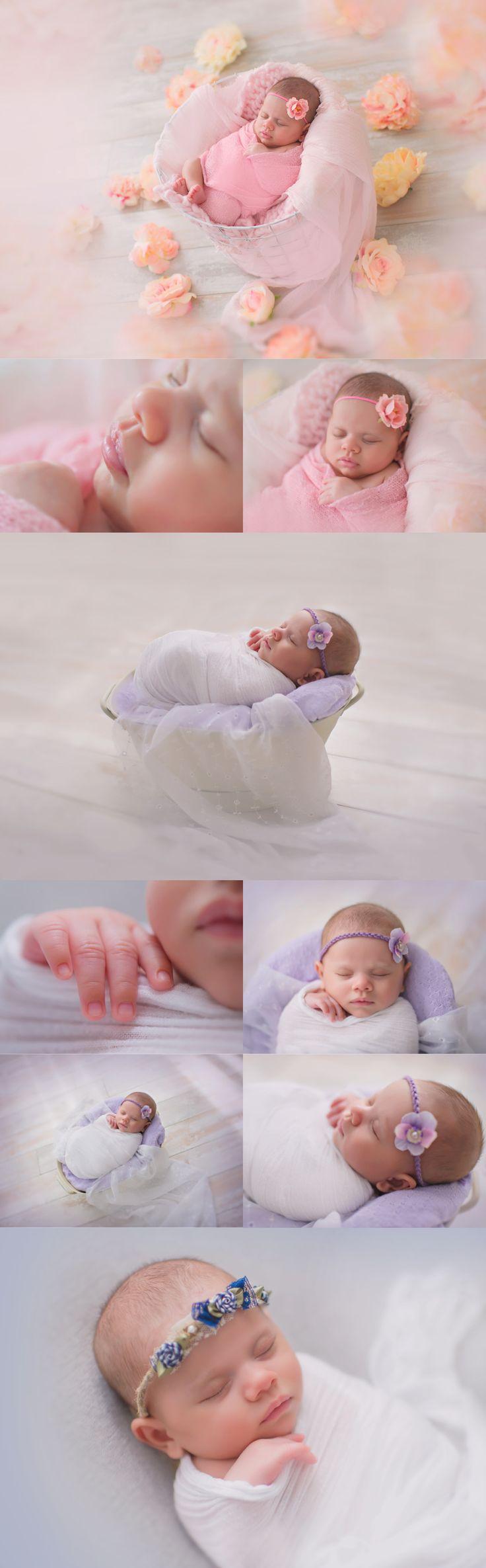 Baby Girl Newborn Session  #rhodeisland #babyphotographer #heidihope