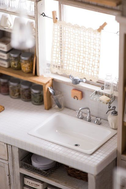 Incredible Kitchen Details - Miniature by Nunu's house