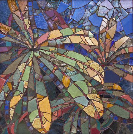 Lupine Leaves - Sharon Loeppky: