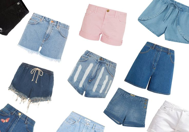 20 shorts en jean pour avoir du style