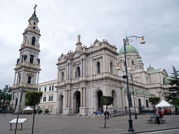 https://flic.kr/p/7sHyBT   Santuario della Beata Vergine del Rosario, Pompei