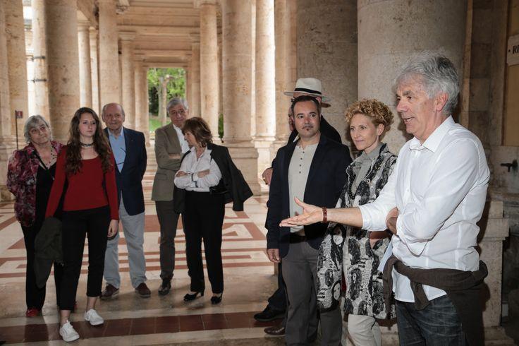 Dott. Bruno Ialuna, Assessore alla Cultura del Comune di Montecatini Terme