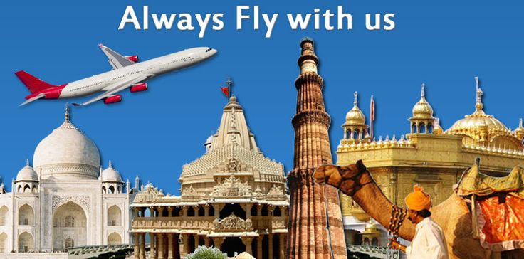 Book air tickets online - Airfare cheapest can only be found through this online travel portal as it offers amazing deals and discounts. Online cheap air tickets booking can be made easy and effective fly with us.