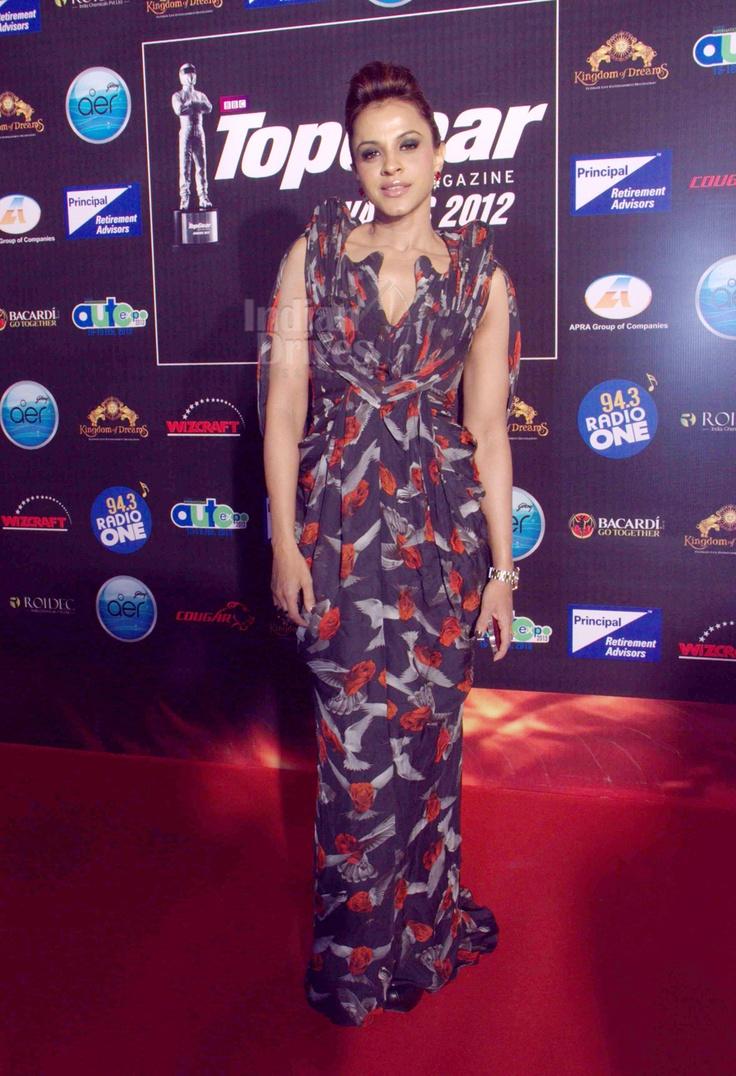 2012 TopGear Magazine Awards - Photos