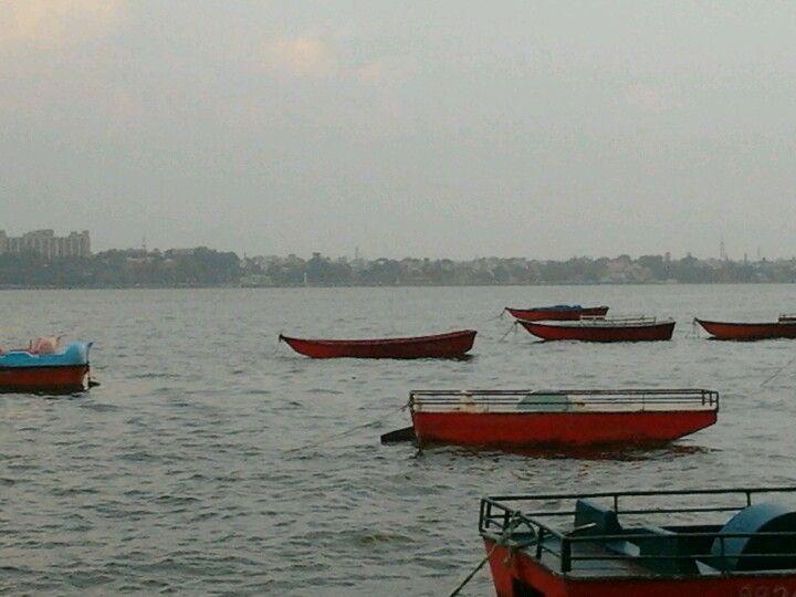 Lake View Road in Bhopal, Madhya Pradesh
