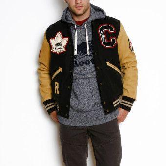 Roots - Gretzky Jacket