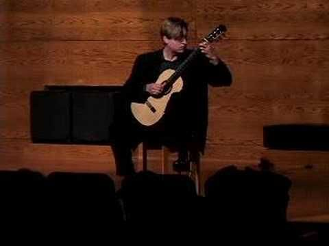 classical guitar: Sor variations on a theme by mozart