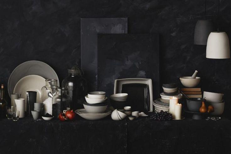 Kitchenware. Mud Porcelain Range . FF37A823_9B6E_9530_C6C8E2077538BE22. Voyager furniture.