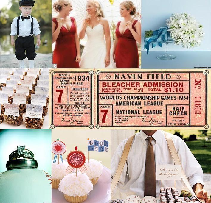 Vintage Wedding Dresses Omaha Ne: 110 Best Images About Baseball Wedding On Pinterest