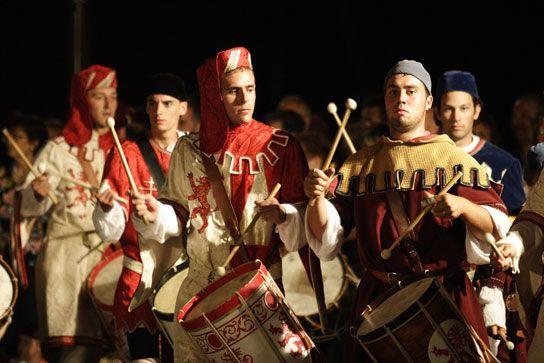 "tamburini de ""la Marciliana"""