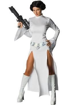 Princess Leia,Star Wars Costume