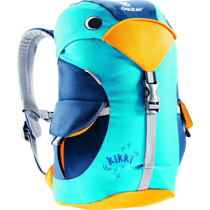 Deuter Kikki Children's Backpack | Turquoise/Midnight