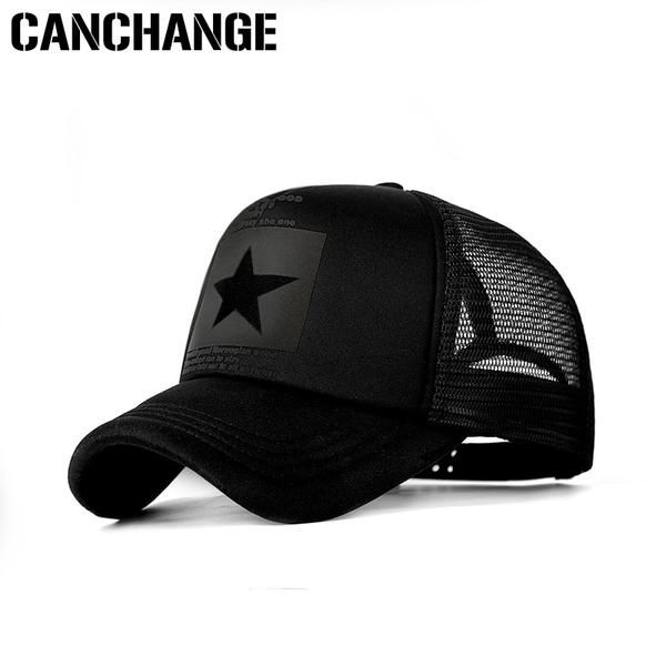4299ca6bd CANCHANGE Fashion Brand Baseball Cap Women Outdoor Baseball Hat ...