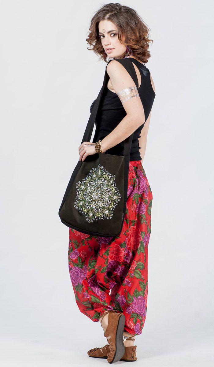 Сумка в бохо стиле, индийская сумка, принт мандала, mandala bag, boho style SOL. 3340 рублей