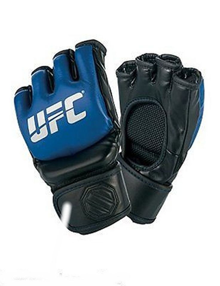 UFC Pro MMA Sparring Glove NEW c148000 Perfect for high-level MMA training Fully open-palm design for realistic training Reinforced stitching with covered seams Energy absorbing foam aids offers excep