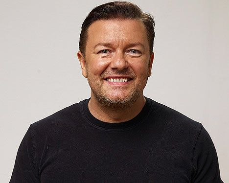 Ricky Gervais ( The Office )