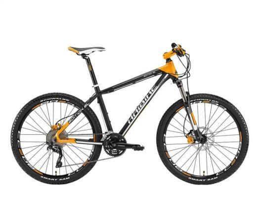 Bicicleta MTB Hardtail Haibike Edition SL 26 O bicicleta ce poate face fata cu brio oricarei competitii de Cross Country datorita echiparii echilibrate: angrenaje Shimano Deore, frane hidraulice Tektro, anvelope Schwalbe #bicicleteMTB #Haibike #BicicletaMtb