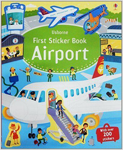 First Sticker Book: Airport (First Sticker Books): Amazon.de: Sam Smith, Wesley Robins: Fremdsprachige Bücher