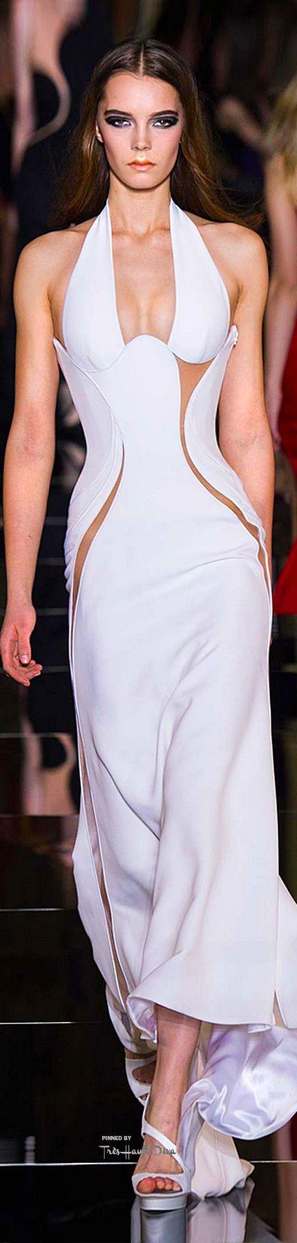 Atelier Versace Spring 2015 Couture jαɢlαdy