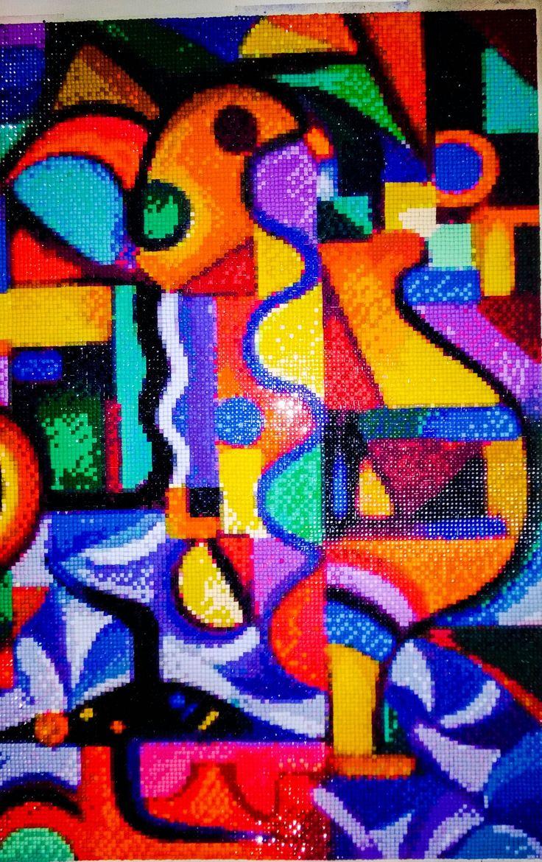 Micro mosaic kit