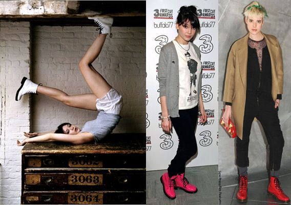 Doc Martens fashion trend for 2009
