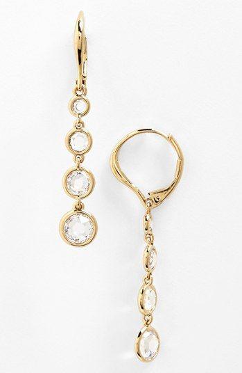#Nadri                    #Jewelry                  #Nadri #'Dewdrop' #Linear #Earrings                 Nadri 'Dewdrop' Linear Earrings                                               http://www.snaproduct.com/product.aspx?PID=5177848