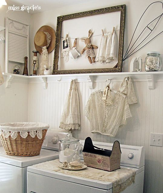 Country Laundry Room Decorating Ideas Part - 42: 521 Best Primitive Laundry Rooms Images On Pinterest | Laundry Rooms,  Laundry Closet And Laundry Decor