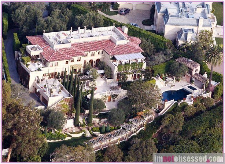 Lionel Richie's Beverly Hills mansion | Celebrity Habitats ...