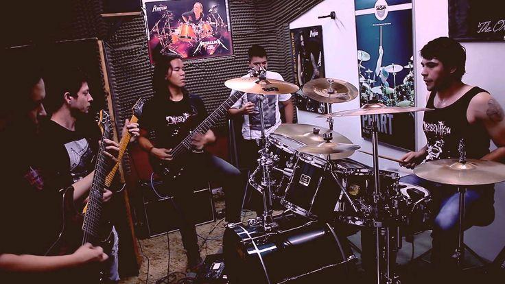 Dissention Death Metal Cali (Ensayo 2013) MUDA PUREZA CÁMARA Y EDICIÓN POR: ESQUIZOTREGIA